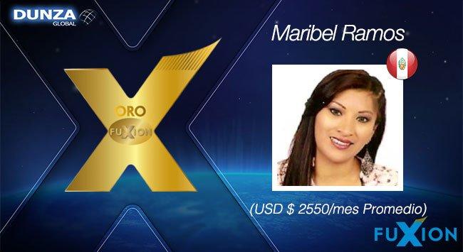 Maribel Ramos - Oro FuXion-DunzaGlobal - DunzaGlobal.com