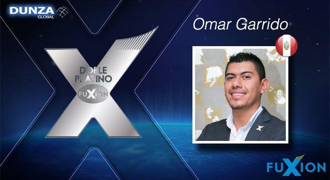 Omar Garrido - Doble Platino - FuXion-DunzaGlobal - DunzaGlobal.com