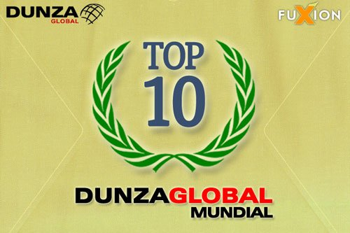 Top 10 – DunzaGobal Mundial – DunzaGlobal.com