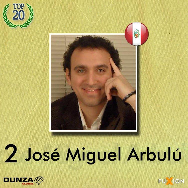 02. José Miguel Arbulú - Perú - Top 10 - DunzaGobal Mundial - DunzaGlobal.com02. José Miguel Arbulú - Perú - Top 10 - DunzaGobal Mundial - DunzaGlobal.com
