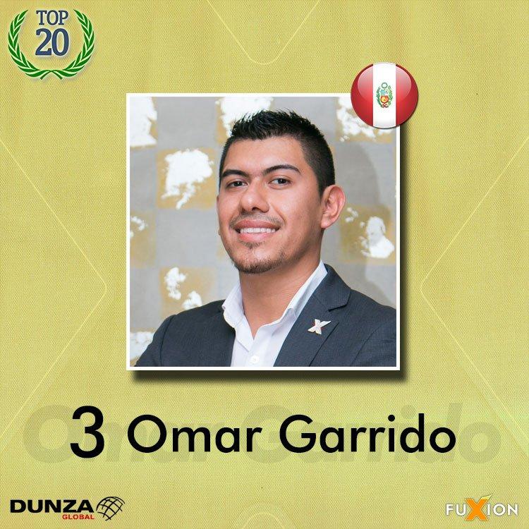03. Omar Garrido - Perú - Top 10 - DunzaGobal Mundial - DunzaGlobal.com