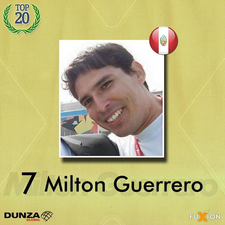 07. Milton Guerrero - Perú - Top 10 - DunzaGobal Mundial - DunzaGlobal.com