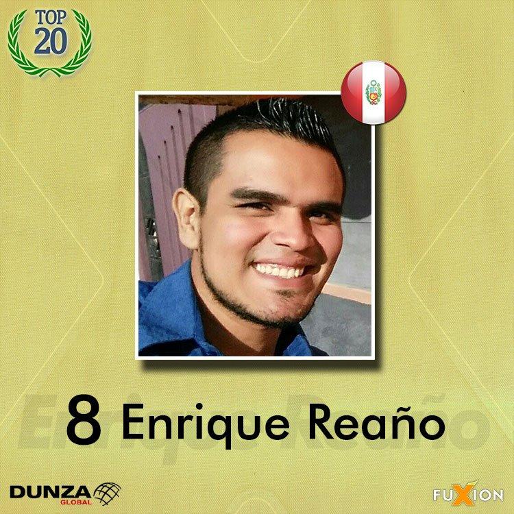 08. Enrique Reaño - Perú - Top 10 - DunzaGobal Mundial - DunzaGlobal.com