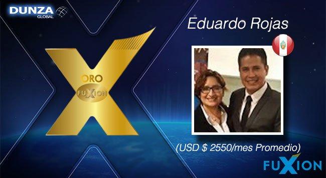 Eduardo Rojas - Perú - Oro FuXion-DunzaGlobal - DunzaGlobal.com