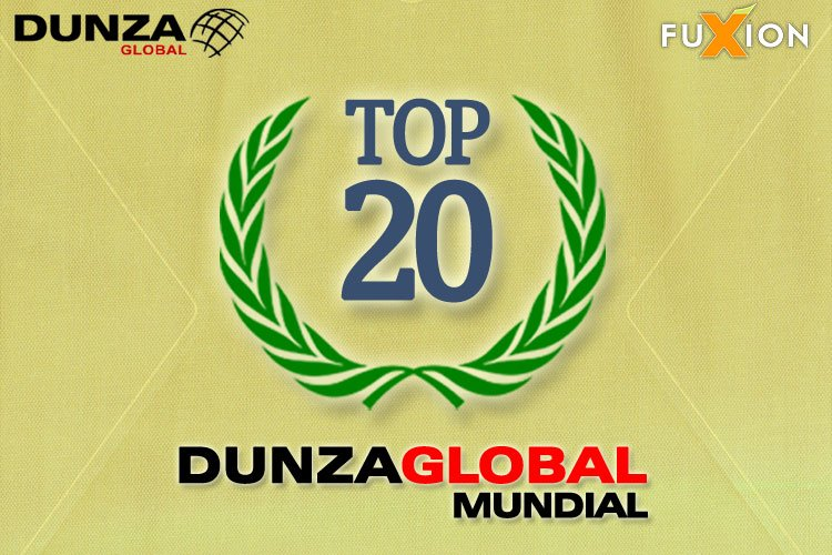 Top 20 – DunzaGobal Mundial – DunzaGlobal.com