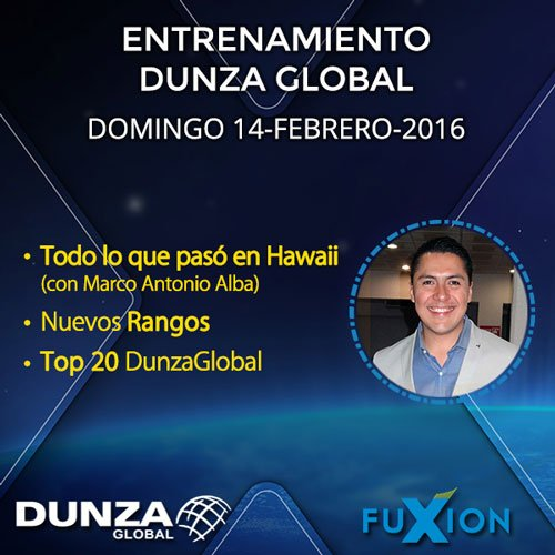 ¡Todo lo que pasó en Hawaii + Nuevos Rangos + TOP20 Dunza! - DunzaGlobal.com