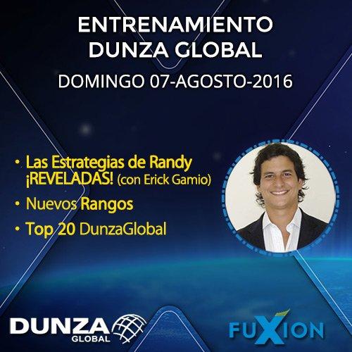 Las Estrategias de Randy !REVELADAS! con Erick Gamio (Diamante) - DunzaGlobal.com